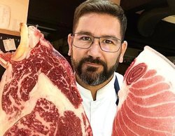 Arranca la grabación de 'Hacer de comer', el nuevo programa de La 1 con el chef Dani García