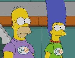 La sobremesa de 'Los Simpson' (5% y 4,6%) en Neox copa el podio de las temáticas