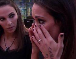 'GH Dúo': Raquel sufre un ataque de nervios en pleno directo
