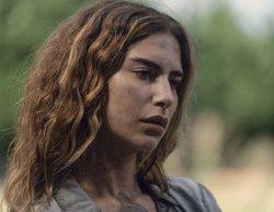 """'The Walking Dead': Nadia Hilker asegura que Alpha es """"uno de los personajes más temibles de la televisión"""""""