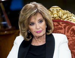 El futuro de María Teresa Campos en Mediaset pende de un hilo con un contrato que vence el próximo marzo