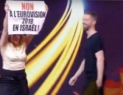 La UER responde a las protestas por la elección de Israel como sede de Eurovisión 2019