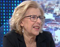 """Manuela Carmena en 'Espejo público': """"No me pega Madrid en el marco del pacto de Andalucía"""""""