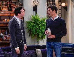 'Will & Grace' regresa estable y 'The Big Bang Theory' no se deja amedrentar por 'Grey's Anatomy'