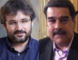 """Jordi Évole, muy criticado por su entrevista a Maduro: """"¿Qué tal si deja de publicitar a asesinos?"""""""