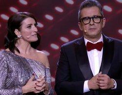 Goya 2019: Bromas a Echenique y zascas a Rivera y Puigdemont en el monólogo de Silvia Abril y Buenafuente