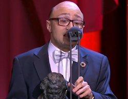 Goya 2019: El emotivo discurso de Jesús Vidal al recoger el galardón a Mejor actor revelación