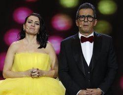 Los Goya 2019 hacen un dato de cine: 26,2%, el mejor desde 2010, que también tuvo a Buenafuente de presentador
