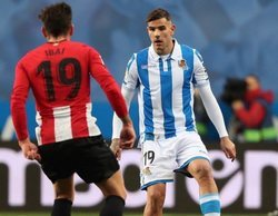 """El Athletic-Real Sociedad arrasa en Gol (5,7%) y la película """"La fuerza de uno"""" destaca en Trece (3,2%)"""