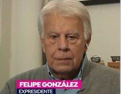 """Felipe González en 'Espejo público': """"Maduro ha destruido Venezuela; si le quedara dignidad ya se habría ido"""""""