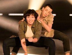 'Fama a bailar 2019': Anita e Iván se convierten en la primera pareja inmune de la edición
