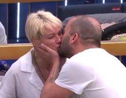 'GH Dúo': Antonio Tejado y María Jesús se besan en la boca por sorpresa