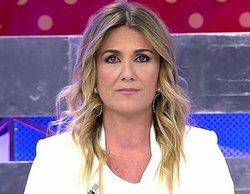 'Sálvame': Carlota Corredera habría solicitado medidas para disimular en cámara su aumento de peso