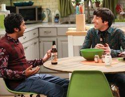 'The Big Bang Theory' vuelve a otorgar la noche a CBS y 'Anatomía de Grey' cae de nuevo
