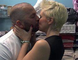 'GH Dúo': Antonio Tejado y María Jesús Ruiz se funden en un apasionado beso a escondidas