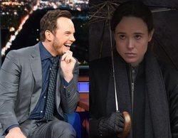 Ellen Page critica a Chris Patt por formar parte de una iglesia anti LGTBI