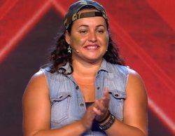 'Got Talent España': Así ha sido la breve actuación de Patricia Balboa, la cantante viral del momento