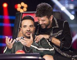 'La Voz' sigue liderando con fuerza (18,5%) frente al buen 17,4% de 'Got Talent España'