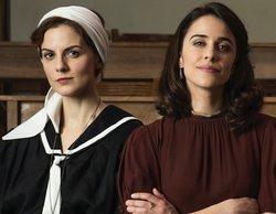 'La otra mirada' arranca el rodaje de su segunda temporada con el fichaje de Melina Matthews
