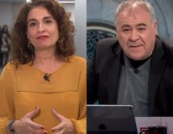 """La Ministra de Hacienda, tras el tumbe de los presupuestos: """"El independentismo ha votado con la derecha"""""""