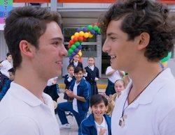 """Aristemo"", la pareja gay de la telenovela 'Mi marido tiene más familia' que ha revolucionado México"