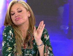 Belén Esteban defiende a Jesulín en 'Sálvame' tras los insultos de Cristina Tárrega: