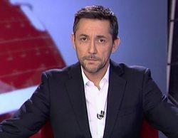 La despedida de Javier Ruiz en 'Noticias Cuatro':
