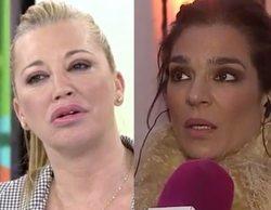 """Belén Esteban se mosquea con Raquel Bollo: """"Me faltó que no me llamaras para contarme lo de Jesulín"""""""