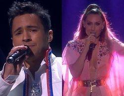 'Melodifestivalen 2019': Jon Henrik Fjällgren y Lina Hedlund se clasifican en la tercera semifinal del Melfest
