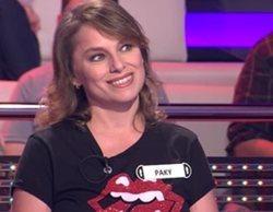 '¡Ahora caigo!': Paky Patrón, vigésima ganadora del gran premio de 100.000 euros