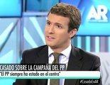 """Pablo Casado en 'AR': """"Sánchez ha convocado elecciones porque lo pillamos negociando con los independentistas"""""""