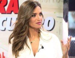 """Así ha sido el regreso de Sara Carbonero a Mediaset en 'Deportes Cuatro': """"Es mi terreno y es lo que controlo"""""""