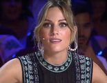 'Got Talent': Edurne paraliza una excéntrica actuación al creer que se había perdido una niña