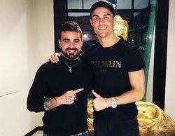 Tutto Durán, de 'GH VIP' a dar un concierto privado en casa de Cristiano Ronaldo