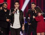 'La Voz': Juanjo, Natalia, Juanfra, Tare e Iria, concursantes eliminados en los segundos Asaltos