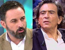 """Santiago Abascal (VOX) arremete contra la """"inmoralidad despiadada"""" del discurso de Arcadi Espada en 'Chester'"""