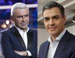 'Sálvame': La razón por la que Pedro Sánchez llamó a Jorge Javier Vázquez en directo