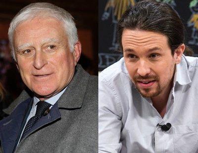 Sonoro zasca de Vasile a Pablo Iglesias por criticar el modelo de televisión de Telecinco