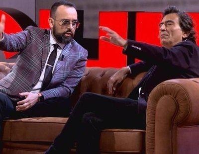 """Arcadi Espada continúa su guerra contra Risto Mejide: """"Dile al sicofante que no vuelva a molestarme"""""""