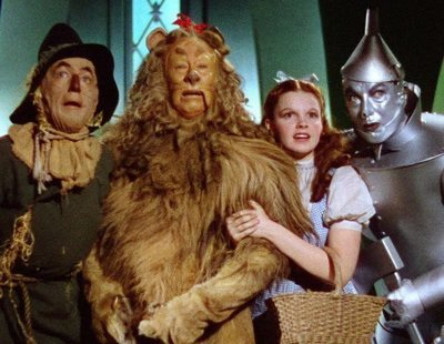 """El universo de """"El mago de Oz"""" saltará a televisión con el guionista de """"Ahora me ves"""""""