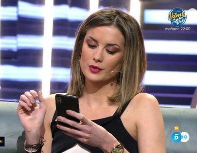 Candela Acevedo demuestra que fue Antonio Tejado quien la convenció de entrar en 'GH Dúo'