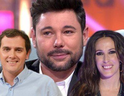 Laura Fa revela en 'Sálvame' que Miguel Poveda fue el celestino entre Malú y Albert Rivera