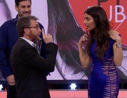 """El criticado comentario de Pablo Motos sobre un vestido de Pilar Rubio: """"¿Y la ropa interior?"""""""
