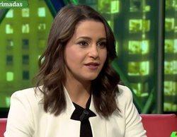 'laSexta noche': Inés Arrimadas, criticada por evitar responder a la pregunta de un pacto con VOX