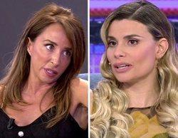 """María Patiño, sobre el comportamiento de María Lapiedra en 'Sábado deluxe': """"Me da bastante asco"""""""