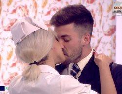 'GH Dúo': Alejandro Albalá, molesto tras besar a Ylenia en la prueba semanal