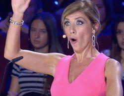 El divertido lapsus de Eva Isanta en 'Got Talent':