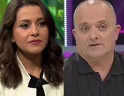 El Instituto de la Mujer recoge la denuncia de Andrea Levy por el tuit machista de Toni Albà a Inés Arrimadas