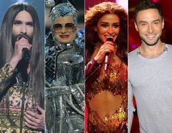 Eurovisión 2019: Eleni Foureira, Conchita, Verka Serduchka, Alexander Rybak y Måns Zelmerlöw podrían actuar