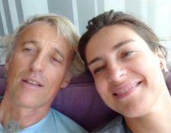 """Jesús Calleja y Sandra Barneda, """"casados por el rito borneo"""" para poder grabar 'Planeta Calleja'"""